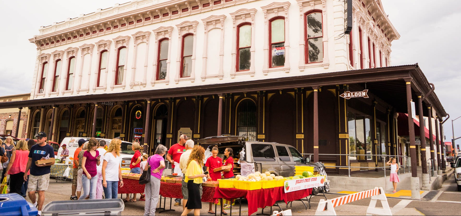 2015 Downtown Red Bluff Farmers Market